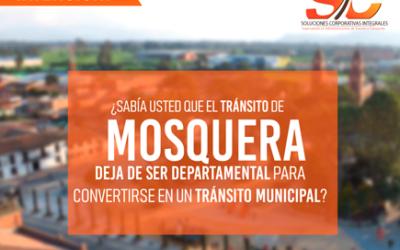 La odisea que se avecina para los vehículos matriculados en Mosquera Cundinamarca.